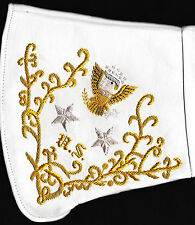 Civil War Union Major General's Embroidered Gauntlets - Exclusive Offer