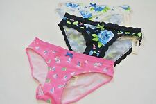 Gilly Hicks Sydney By Abercrombie 1 Supersoft Cotton Bikini Unide NwT  Small