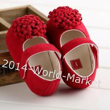 Baby Girls Bright-Colored  Dressing Shoes toddler/Infant Size 0-18 months 2014
