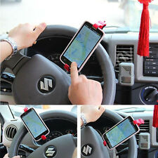 Hot Sell 4Colors Phone Holder Mount For Iphone 5S 5C 4S 4 3 3S 3G oa1189