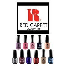 Red Carpet Manicure - LED Gel Polish - 9ml - Choose From Any (100-180)
