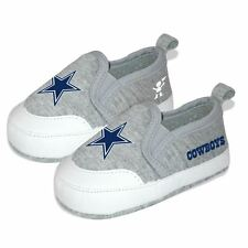 Dallas Cowboys NFL Team Logo 2012 Pre Walk Baby Toddler Shoes - New