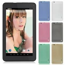 "7"" Dual Core Android 4.4 HDMI Dual Camera 1G+8GB WiFi Touch Screen Tablet"
