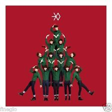 EXO - Miracles in December (Special Album) [Chinese Ver] CD+Poster+Gift Photo