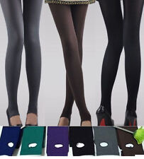 Hot Selling Fashion Sexy Sweet Colors Women Stretch Leggings Stirrup Leggings