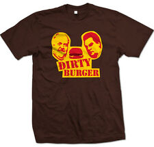 Dirty Burger T-shirt Trailer Park Boys Shirt Bubbles Ricky Julian