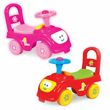 My First Ride On Kids Toy Cars Boys Girls Push Along Toddlers Infants 12 Months+