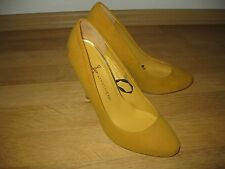 Primark Pumps Willeder High Heels Senf  vintage    38 40 41  NEU