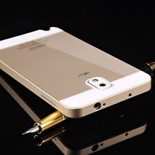 Ultra-thin Aluminum Metal Bumper Case PC Cover For Samsung Galaxy Note 3 N9000
