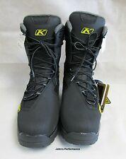 Klim Adrenaline GTX Snowmobile Boots Men's 9 10 11 12 13 14 3108-001-010-000