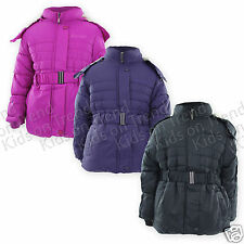 Girls Coat Padded Style Removable Hood Only Age 3-4 Years left * Bargain *