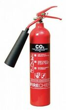 2Kg Co2 Fire Extinguisher - Fp74Zx