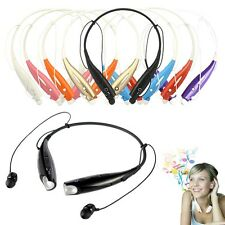 Bluetooth Wireless Headset Handsfree Stereo Sport Headphone for iPhone Samsung
