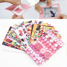 20pcs Film Polaroid Masking Craft Washi Photo Decoration Stickers Tape Paper