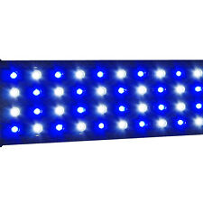 "SE Quad 48"" Timer LED Aquarium Light Coral Reef Marine 64x 3W Snake Eyes"