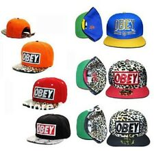 Hip-hop Cap Obey 41 models Cappello Obey hip hop rap disponibili 41 modelli