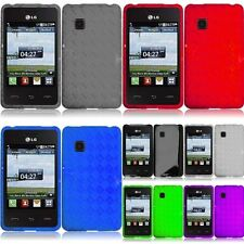 For LG 840g TPU Gel Phone Case Cover