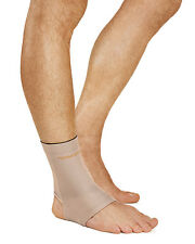 Tommie Copper Men's Recovery Compression Ankle Sleeve Black White Grey S-XL