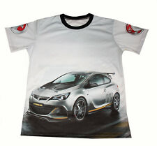 Vauxhall Astra VXR Extreme - Sided All Over Sublimation Print T-Shirt