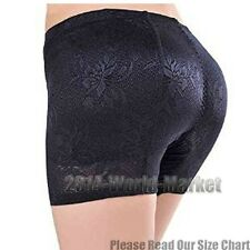 Sexy Padded Tummy Full Butt Hip Enhancer Panties Shaper Ladies Underwear M-4XL