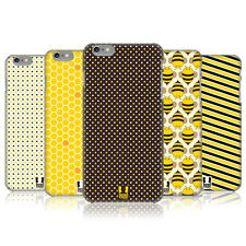 HEAD CASE DESIGNS BUSY BEE PATTERNS CASE COVER FOR APPLE iPHONE 6 PLUS 5.5