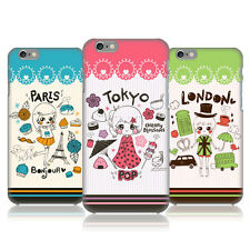 HEAD CASE DESIGNS CITY SYMBOLS CASE COVER FOR APPLE iPHONE 6 4.7