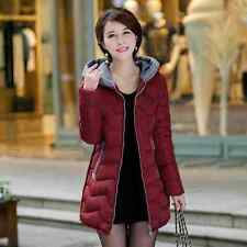 2014 Korean version of the Slim was thin down padded winter jacket coat female