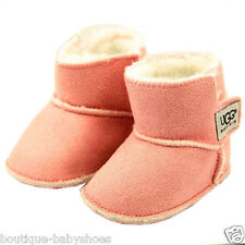 HoT! Pink wool baby girls boots first walkers toddler shoes soft sole @u03@