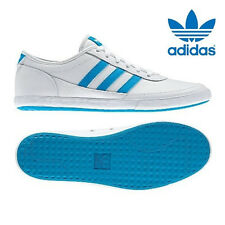 Adidas Originals Court Spin Mens Sneakers White / Blue New in Box