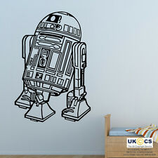 Starwars Star Wars R2D2 Modern Bedroom Wall Art Stickers Decal Vinyl 2