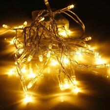 1/2/3/4/5/10M Battery Power Operated LED Xmas Wedding Party String Fairy Lights