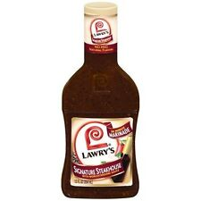 Lawry's Marinade 12oz 9 Flavor Choices