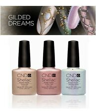 CND Shellac Power Polish Smalti UV - Gilded Dreams Collezione - 7.3ml