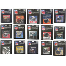 Brand New All NFL Teams Helmet style Premium Coaster Set of 10 Pack Made in USA
