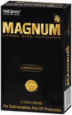 Trojan Magnum Large Condoms