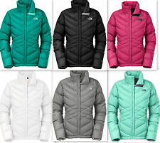 New With Tags Women's The North Face Aconcagua Jacket- 550 Goose Down C983