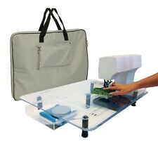 Viking Sew Steady ULTIMATE DELUXE Extension Table - Custom Built  - Travel Bag