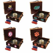 Choose Your NCAA College A-L Team Ring Washer Toss Game by Tailgate Toss