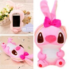 Lovely 3D Cute Cartoon Dog Plush Toy Doll Case Cover For Nokia Cell Phones