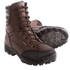 Lacrosse Waterproof Hunting Shooting Boots Brown Leather Thinsulate RRP £175