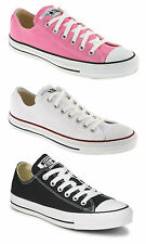 Converse All Star Chuck Taylor Ox Trainers Unisex Low Top Mens Womens Shoes