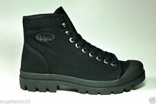 LUGZ Shoes Matrix Military Style Synthetic Men Size Black Boots Synthetic Medium