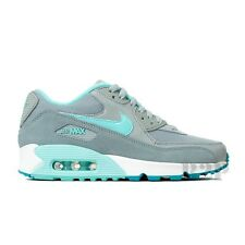 Nike Air Max 90 Essential (Silver/Hyper Turquoise/Dusty Cactus) Women's Shoes