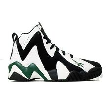 Reebok Kamikaze ii Mid OG (Black/White/Racing Green/Red) Men's Shoes V44404