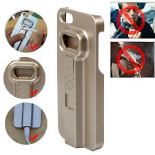 Bottle Opener Cigarette Lighter Multifunctional Phone Case Cover iPhone 5S