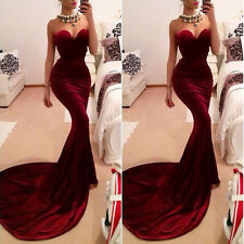 Women Sleeveless Sequin Sexy Backless Formal Party Long Gown Maxi Dress