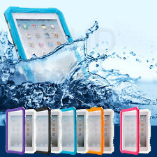 For iPad Mini & 2 Retina 3 New Waterproof Shock Dirt Proof Protective Case Cover