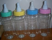 "New 14"" Baby Shower Empty Bottle Bank, Party Favor, Baby Shower Game"