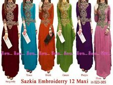 Maxi Dress, Kaftan, Abaya, Islamic dress, muslim