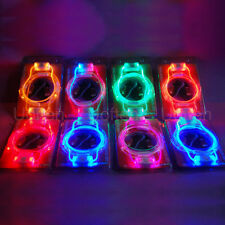 Cool LED Light Up Shoe Laces Shoestring Flash Glow Stick Shoestring